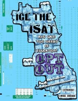 ICE the ISAT